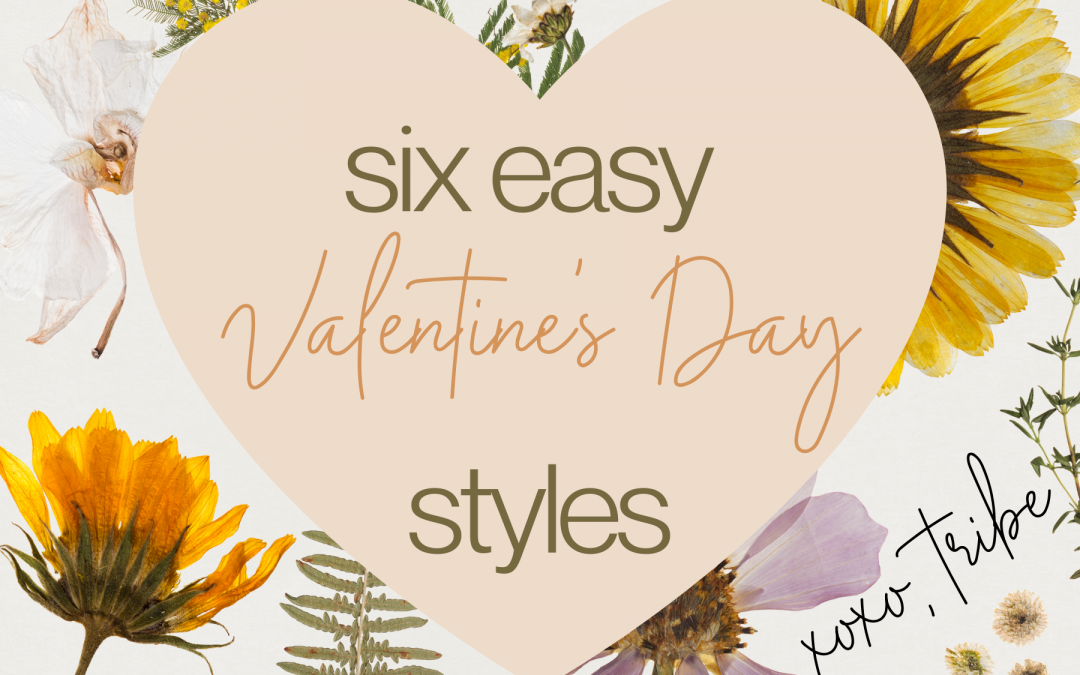 Easy Valentine's Date Night Hairstyles